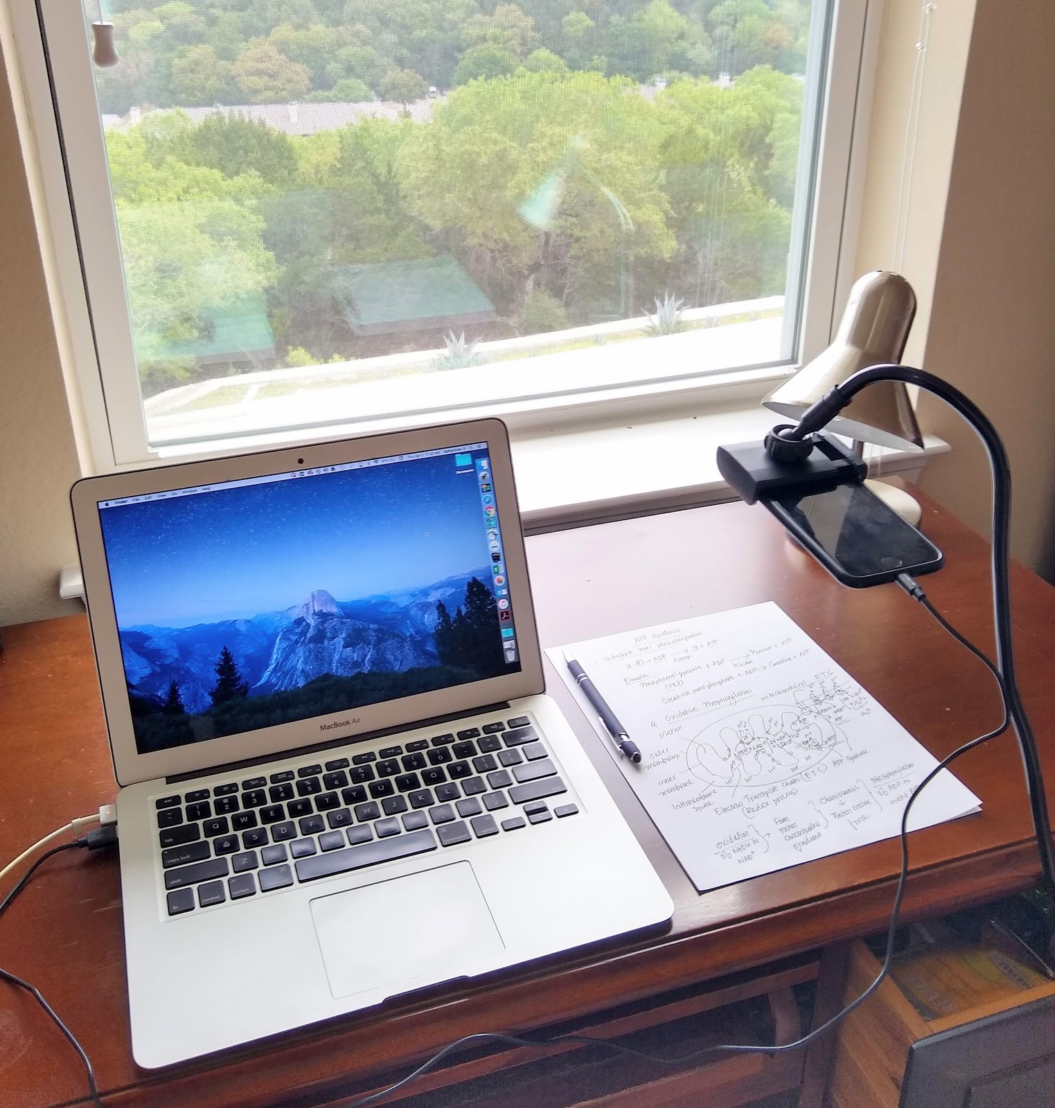 How to Use Your iPhone as a Document Camera in Zoom